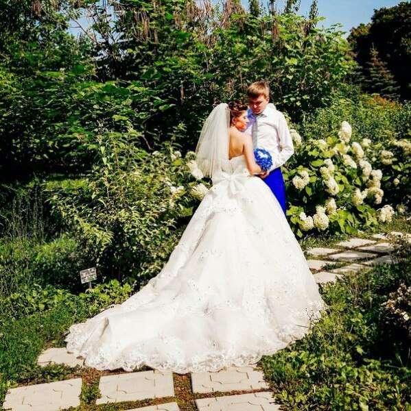 """Фото 8449522 в коллекции Платье мой мечты! - Мастерская """"Мой свадебный сайт"""""""