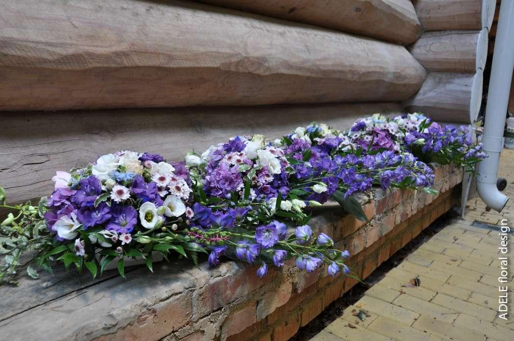 Фото 780981 в коллекции Оформления (мои работы) - Adele floral design - оформление свадеб