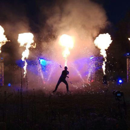 Огненное шоу - пакет Vip