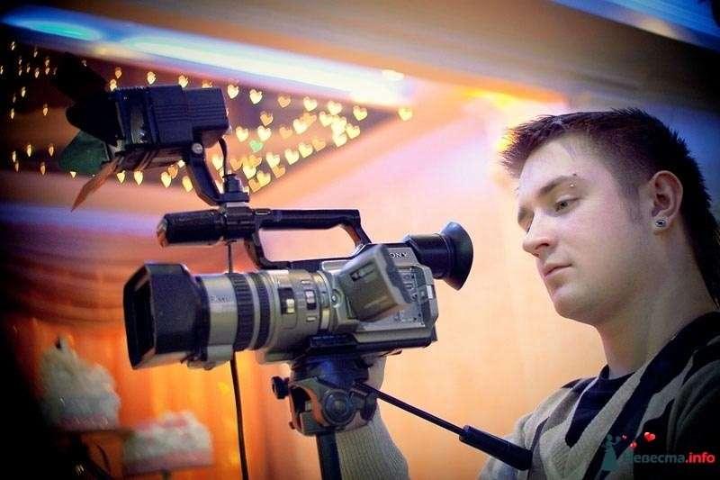 Антон - фото 93946 Видеоограф Антон Бочаров