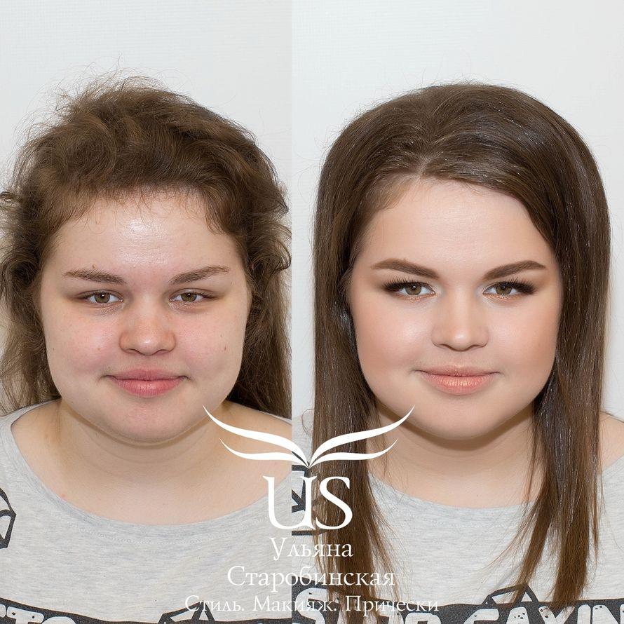 Обучение макияжу и причёске