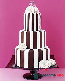 """свадебный торт - фото 94616 """"Свадебное агентство №1"""""""