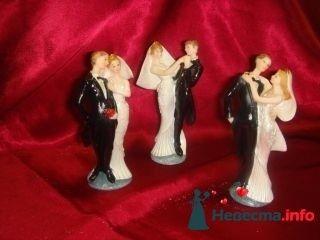 фигурка на торт 658 - фото 94981 помошь невестам