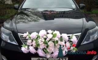 Композиция Роза - фото 94989 помошь невестам