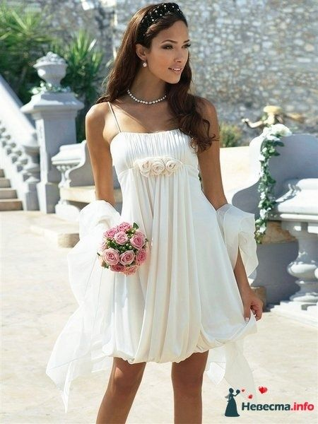 Платье на второй день - фото 95236 Виктория DVE