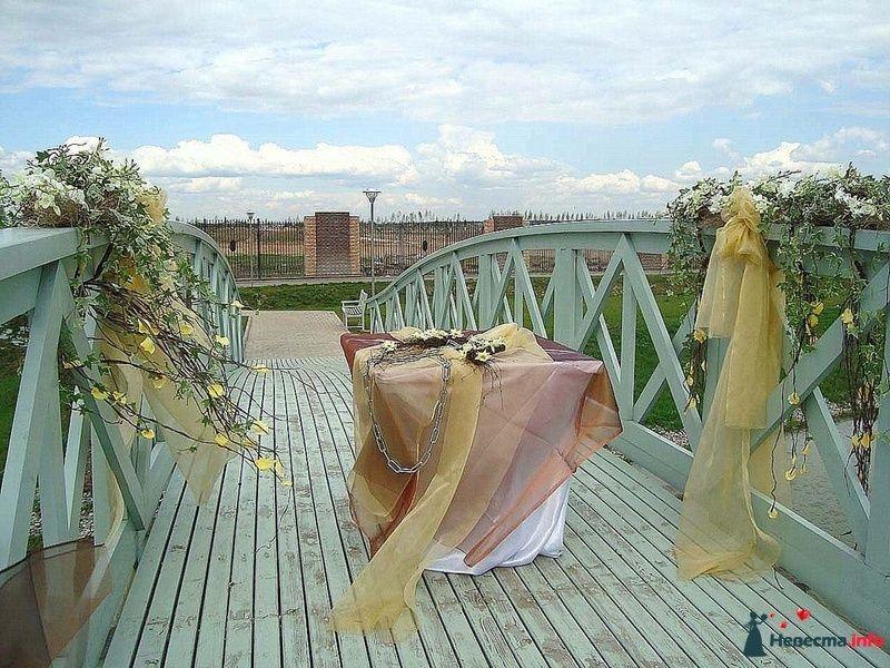 Фото 105048 в коллекции Декор свадебной церемонии. - Флорист-декоратор Янина Венгерова