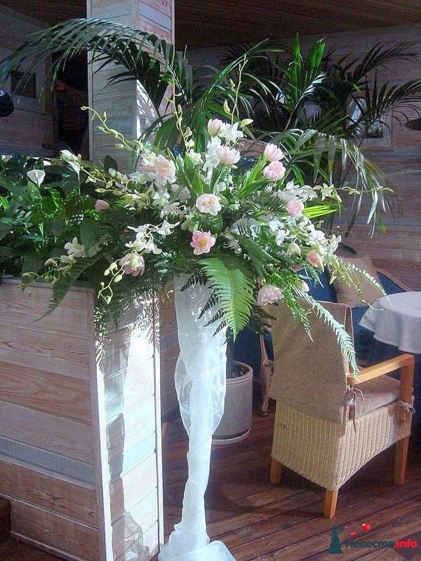 Фото 105053 в коллекции Декор свадебной церемонии. - Флорист-декоратор Янина Венгерова
