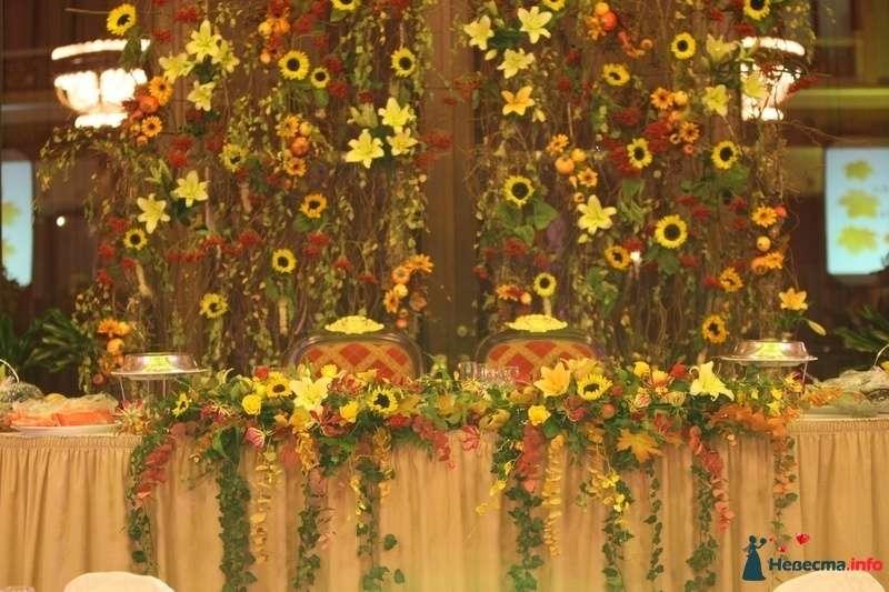 Фото 97266 в коллекции Звёздная свадьба. Ресторан Метрополь - Флорист-декоратор Янина Венгерова