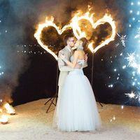 2 сердца + 2 фонтана