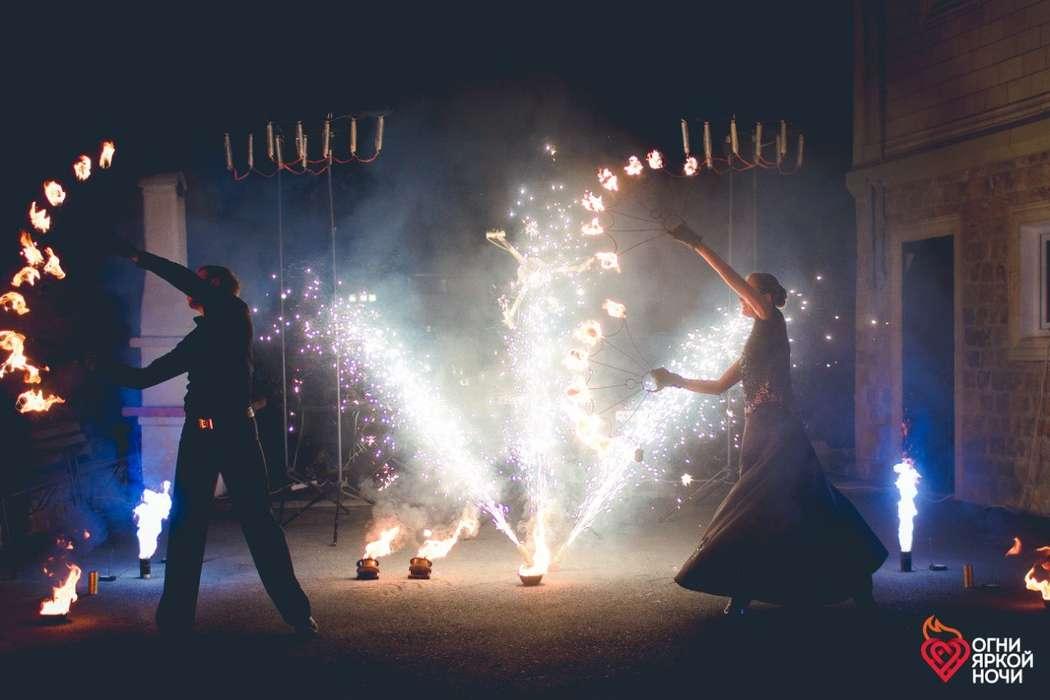 """Фото 14592934 в коллекции Портфолио - Пиротехническое шоу """"Огни яркой ночи"""""""