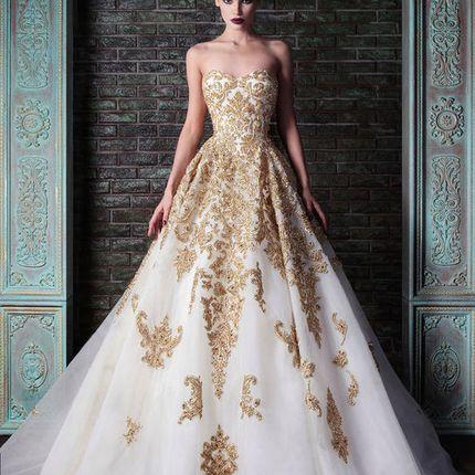 """Свадебное платье со шлейфом """"Эксклюзив"""""""