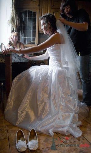 Фото 8528 в коллекции Свадебные фотографии - Невеста01