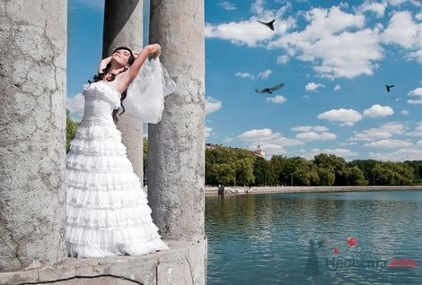 Фото 8541 в коллекции Свадебные фотографии - Невеста01