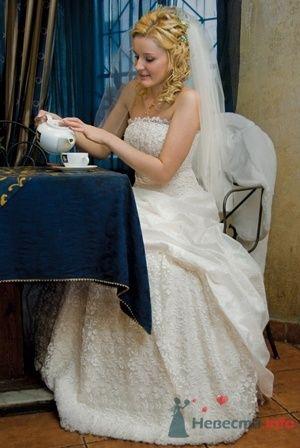 Фото 10854 в коллекции 4 октября 2008 - Невеста01