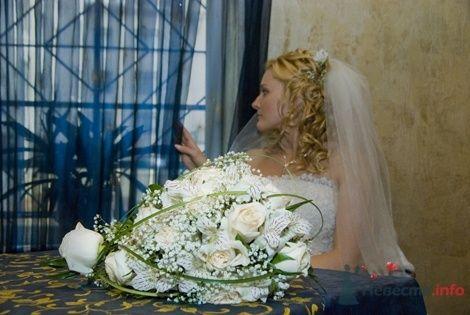 Фото 10855 в коллекции 4 октября 2008 - Невеста01