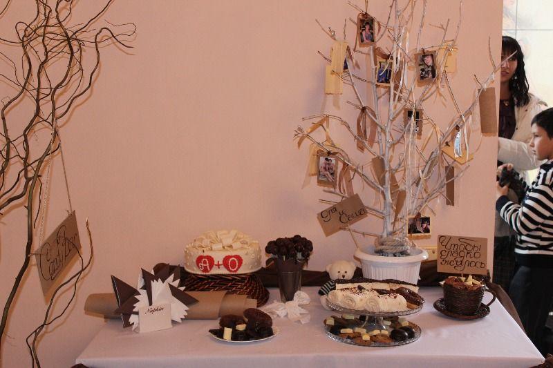 Фото 2353256 в коллекции Шоколадная свадьба Ольги и Александра - Агентство праздника Assorti