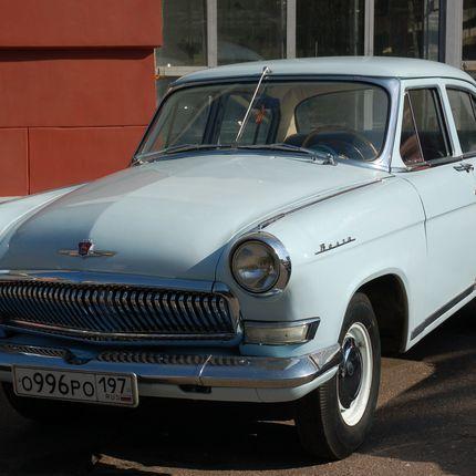 Аренда Волга ГАЗ 21 1964