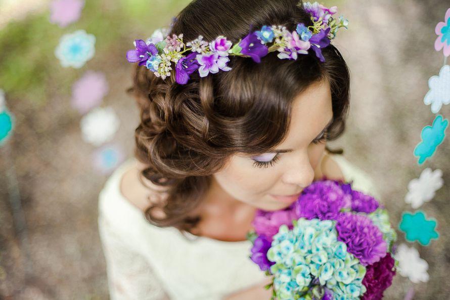 Прически на свадьбу в томске