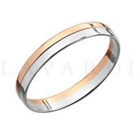 Двусплавное обручальное кольцо. ширина 4мм. Цена 5-6 тыс рублей за кольцо (цена может быть больше или меньше взависимости от размера и веса) 585 проба.