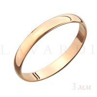 Гладкое обручальное кольцо. ширина 3мм. Цена 3 тыс рублей за кольцо (цена может быть больше или меньше взависимости от размера и веса) 585 проба.