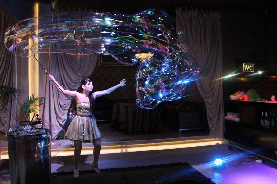 """Фото 13942122 в коллекции Портфолио - Шоу мыльных пузырей """"Хрустальная фантазия"""""""