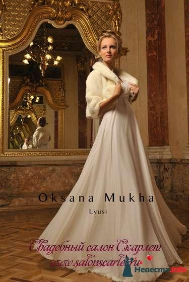 Фото 110509 в коллекции Мои фотографии - Невеста01