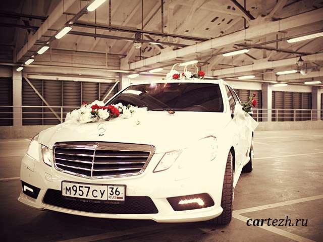 """Фото 867407 в коллекции Свадебные Украшения - Транспортная Компания """"Carтеж"""" - прокат авто"""