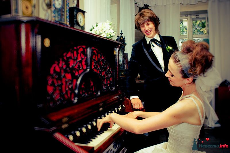 Фото 98743 в коллекции Свадебные фотографии