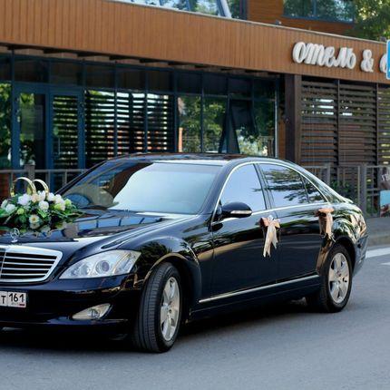 Прокат Мерседес-Бенц W221 Long 2008