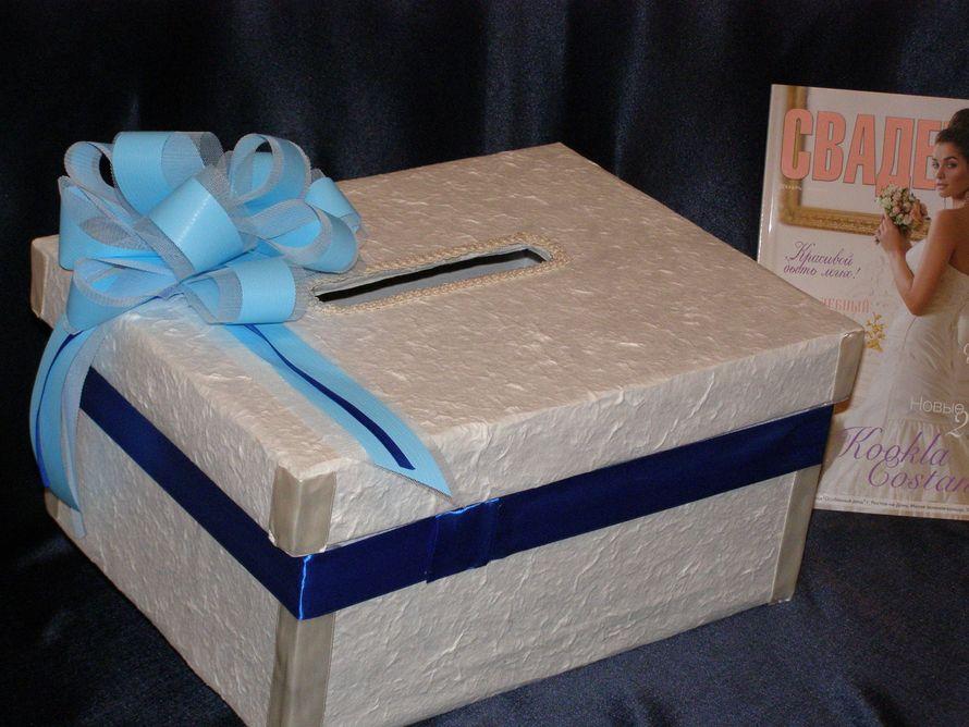 Мастер класс коробок для свадьбы