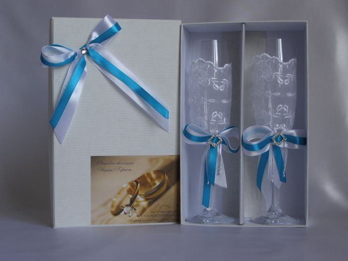 Как сделать коробку для бокалов своими руками