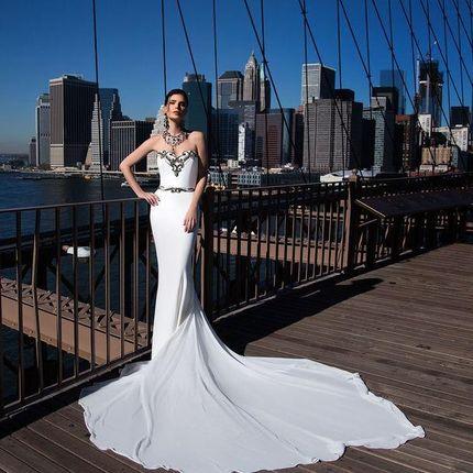 Свадебное платье Гринвич Полларди