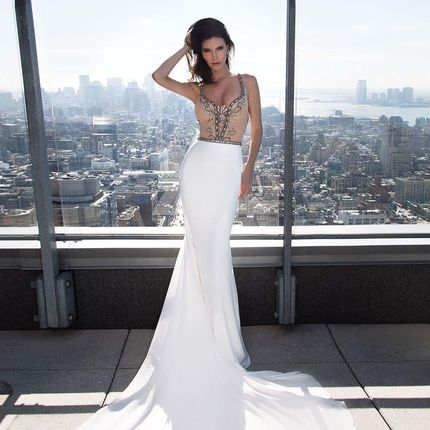 Свадебное платье Лудлоу Полларди