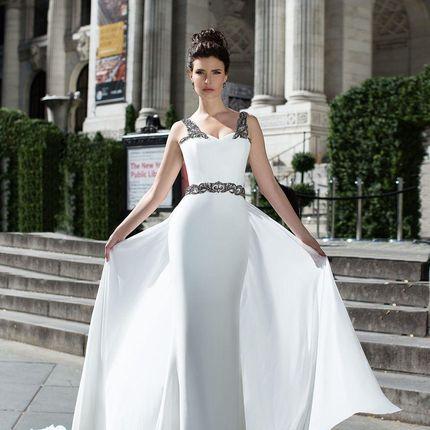 Свадебное платье Малберри Полларди
