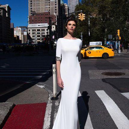 Свадебное платье Барклэй Полларди