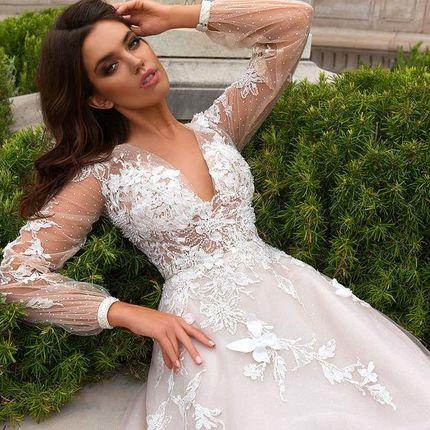 Свадебное платье Элисон от Кутюр Кристал Дизайн