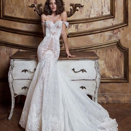 Свадебное платье Жизель Анжэ Этуаль