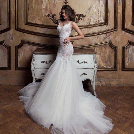 Свадебное платье Ориан Анжэ Этуаль