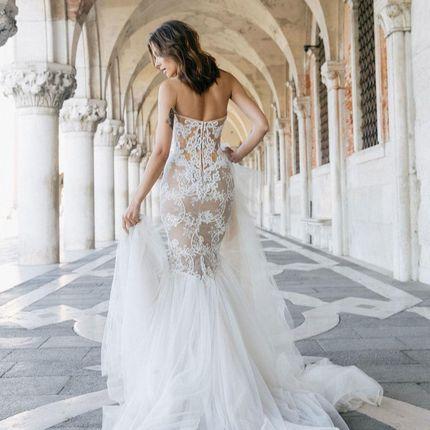 Свадебное платье Флутерия Рара Авис