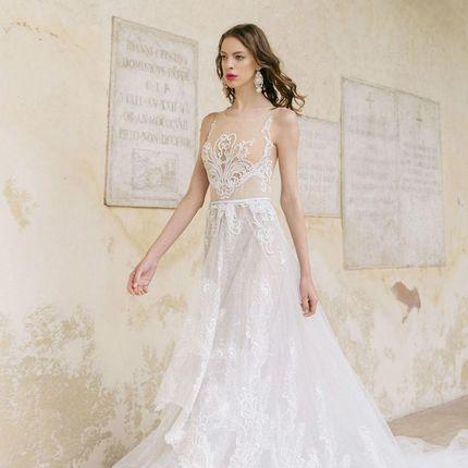 Свадебное платье Аурели Рара Авис