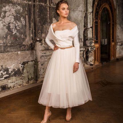 Свадебное платье Тильда от Натальи Романовой
