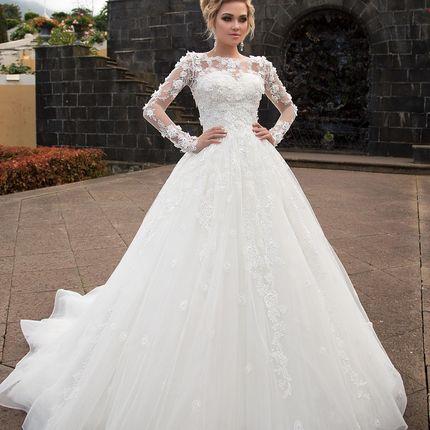 Свадебное платье Арт. 16506 Навиблю Брайдал