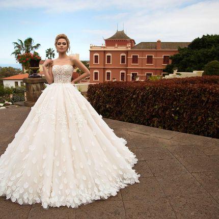 Свадебное платье Арт. 17015 Навиблю Брайдал