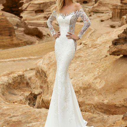 Свадебное платье Амадея от Оксаны Мухи