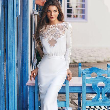 """Свадебное платье """"Энистон"""" Кукла"""