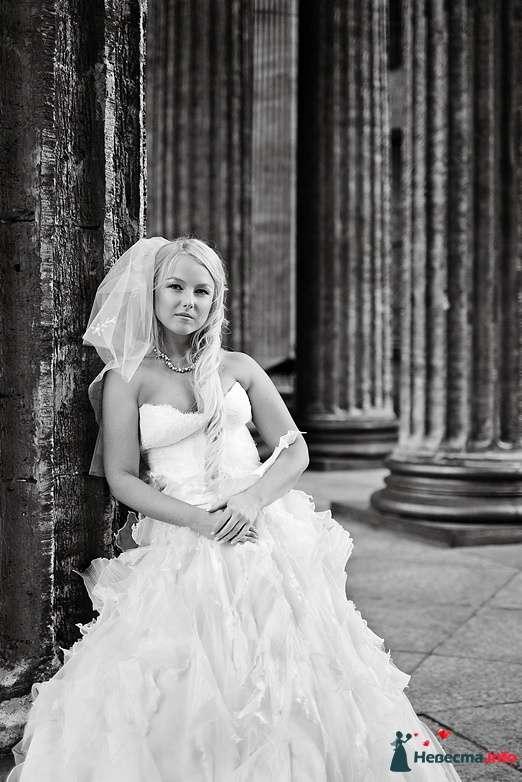 свадьба в санкт-петербурге - фото 100943 Невеста01