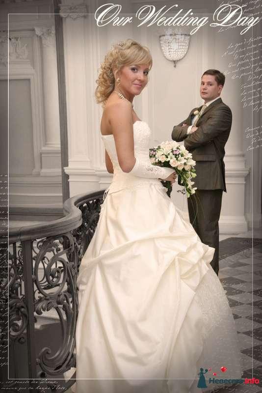 свадьба в классическом стиле - фото 100944 Невеста01