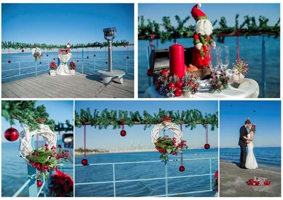 Фото 1794245 в коллекции Зимняя свадьба - Агентство Гименей - организация свадеб на Кипре