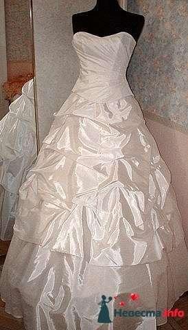 белоснежное платьеЭмили, 40-44 размер, 1500р прокат+4000р. залога - фото 101250 Платье для Золушки - прокат свадебных платьев