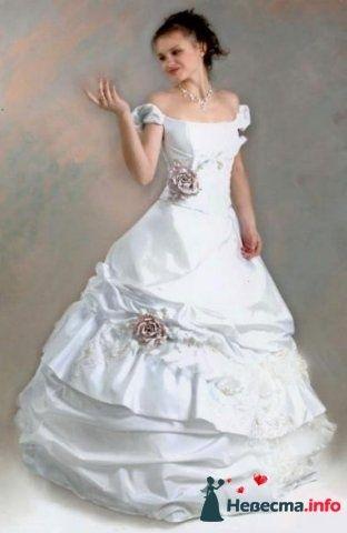 Платье Жозефина, 42-46 размер, 1500р прокат+4000р залог - фото 101260 Платье для Золушки - прокат свадебных платьев